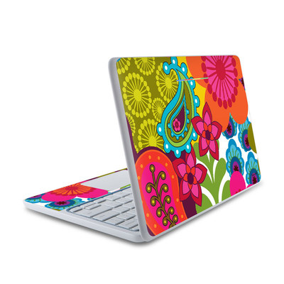 HP Chromebook 11 Skin - Raj