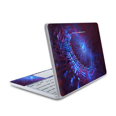 HP Chromebook 11 Skin - Receptor