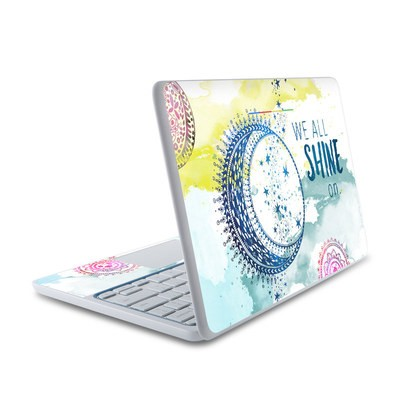 HP Chromebook 11 Skin - Shine On
