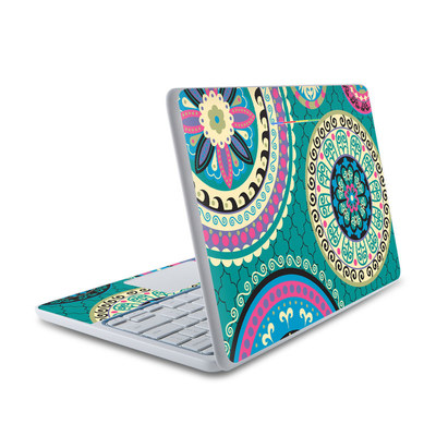 HP Chromebook 11 Skin - Silk Road