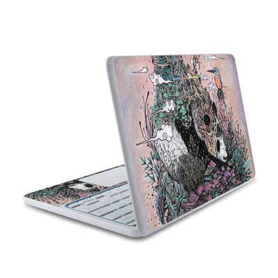 HP Chromebook 11 Skin - Sleeping Giant