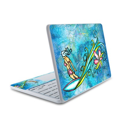 HP Chromebook 11 Skin - Soul Flow