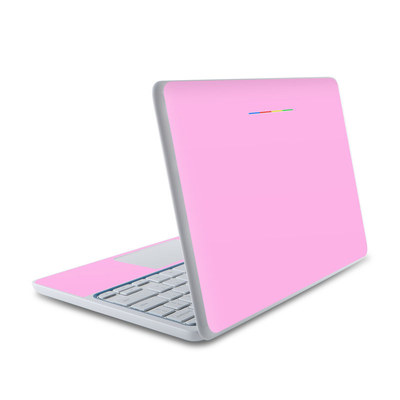 HP Chromebook 11 Skin - Solid State Pink