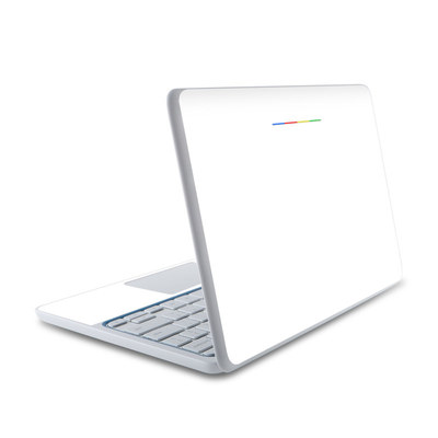 HP Chromebook 11 Skin - Solid State White