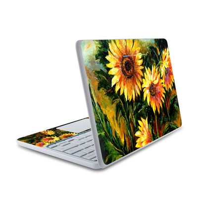 HP Chromebook 11 Skin - Sunflower Sunshine