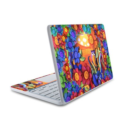 HP Chromebook 11 Skin - Summerbird