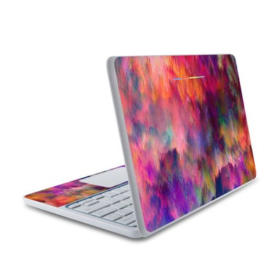 HP Chromebook 11 Skin - Sunset Storm