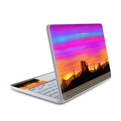 HP Chromebook 11 Skin - South West