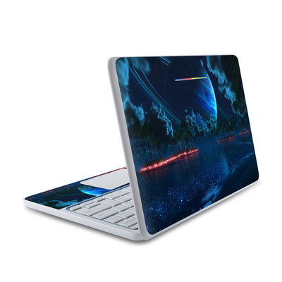 HP Chromebook 11 Skin - Thetis Nightfall