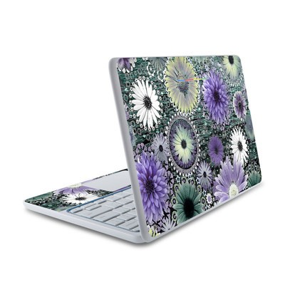 HP Chromebook 11 Skin - Tidal Bloom