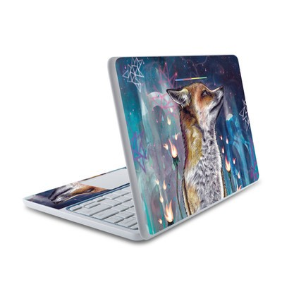 HP Chromebook 11 Skin - There is a Light