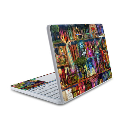 HP Chromebook 11 Skin - Treasure Hunt