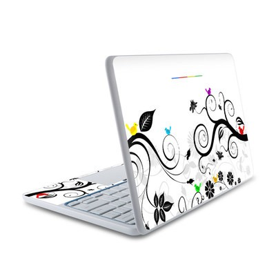 HP Chromebook 11 Skin - Tweet Light