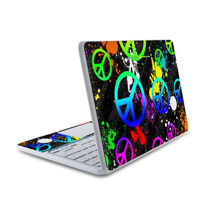 HP Chromebook 11 Skin - Unity