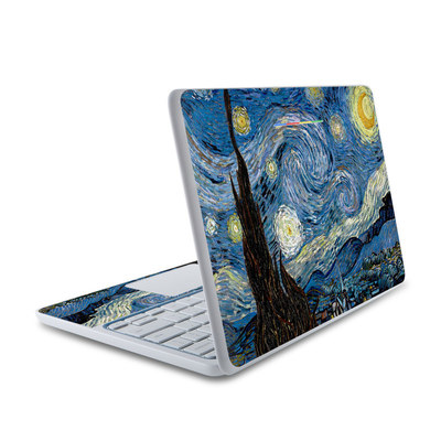 HP Chromebook 11 Skin - Starry Night