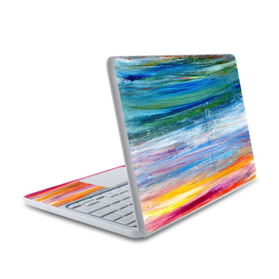 HP Chromebook 11 Skin - Waterfall