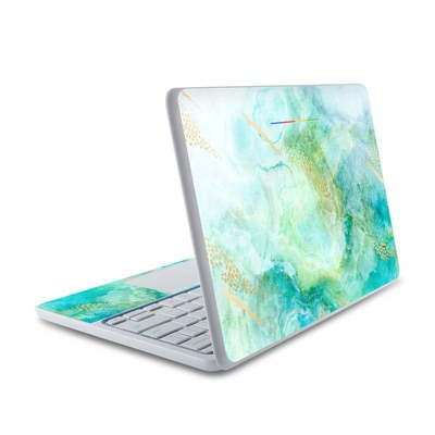 HP Chromebook 11 Skin - Winter Marble