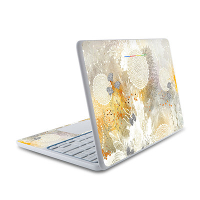 HP Chromebook 11 Skin - White Velvet