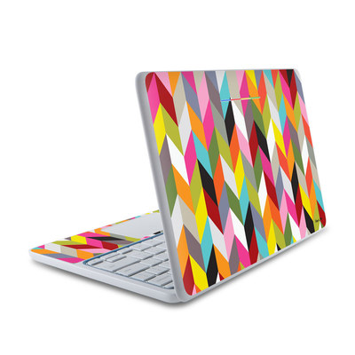 HP Chromebook 11 Skin - Ziggy Condensed