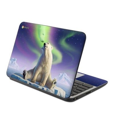 HP Chromebook 11 G4 Skin - Arctic Kiss