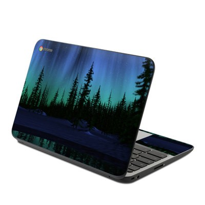 HP Chromebook 11 G4 Skin - Aurora