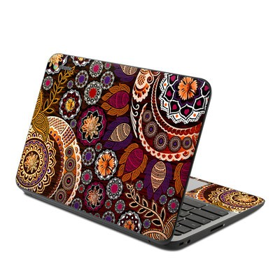HP Chromebook 11 G4 Skin - Autumn Mehndi