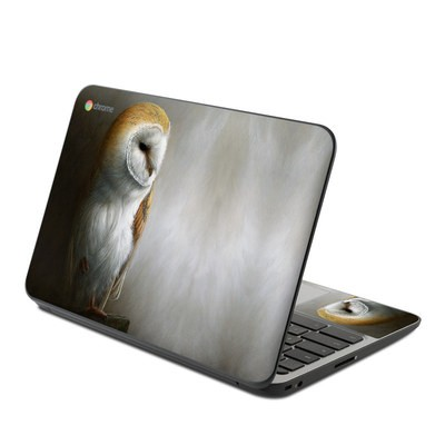 HP Chromebook 11 G4 Skin - Barn Owl