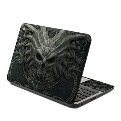 HP Chromebook 11 G4 Skin - Black Book