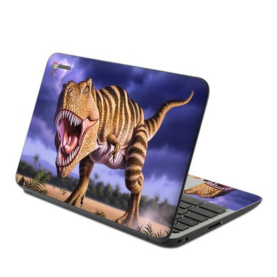 HP Chromebook 11 G4 Skin - Brown Rex