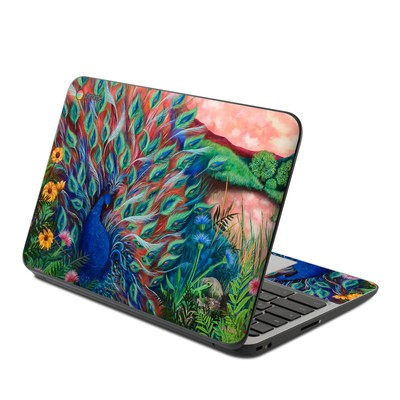 HP Chromebook 11 G4 Skin - Coral Peacock