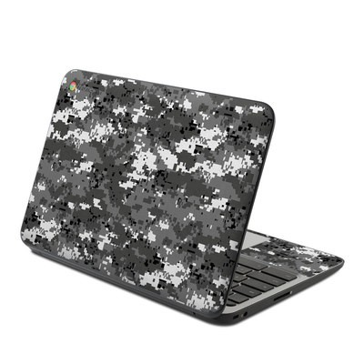 HP Chromebook 11 G4 Skin - Digital Urban Camo