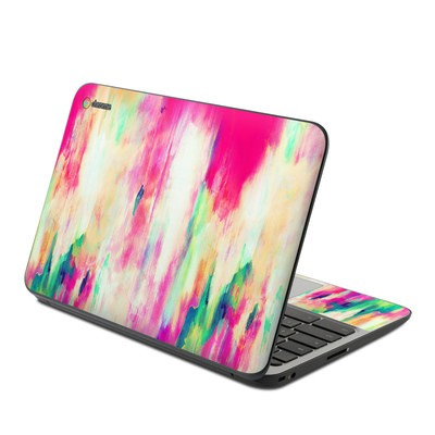 HP Chromebook 11 G4 Skin - Electric Haze