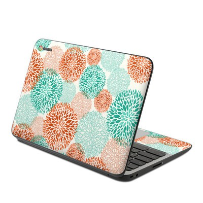 HP Chromebook 11 G4 Skin - Flourish