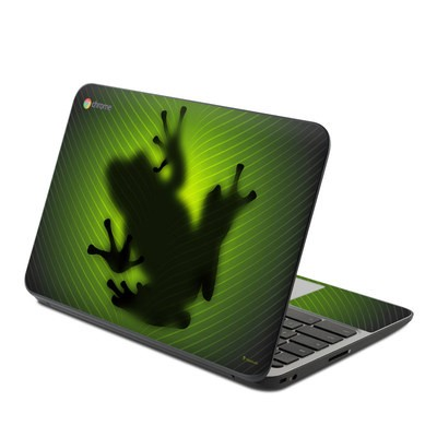 HP Chromebook 11 G4 Skin - Frog