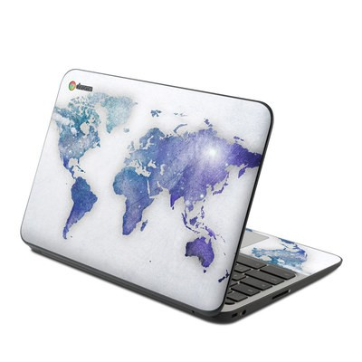 HP Chromebook 11 G4 Skin - Gallivant