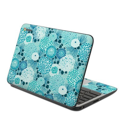 HP Chromebook 11 G4 Skin - Happy