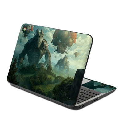 HP Chromebook 11 G4 Skin - Invasion