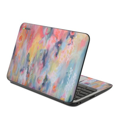 HP Chromebook 11 G4 Skin - Magic Hour