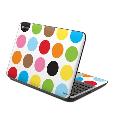 HP Chromebook 11 G4 Skin - Multidot