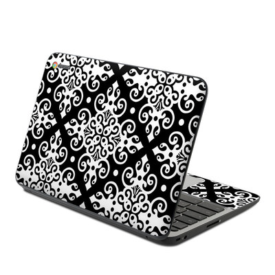 HP Chromebook 11 G4 Skin - Noir
