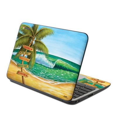 HP Chromebook 11 G4 Skin - Palm Signs
