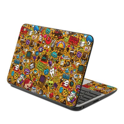 HP Chromebook 11 G4 Skin - Psychedelic