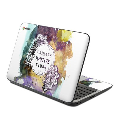 HP Chromebook 11 G4 Skin - Radiate