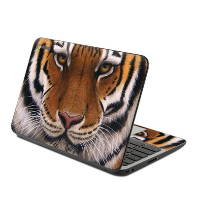 HP Chromebook 11 G4 Skin - Siberian Tiger