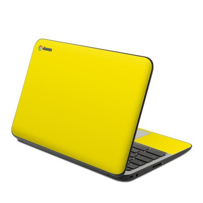 HP Chromebook 11 G4 Skin - Solid State Yellow