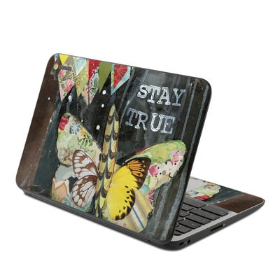 HP Chromebook 11 G4 Skin - Stay True