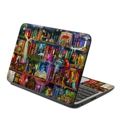 HP Chromebook 11 G4 Skin - Treasure Hunt