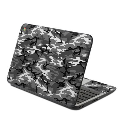 HP Chromebook 11 G4 Skin - Urban Camo
