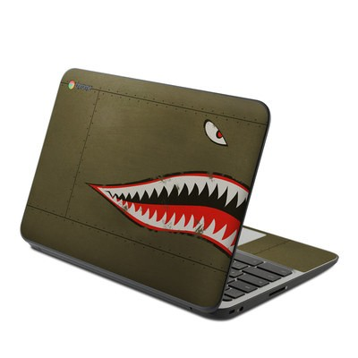 HP Chromebook 11 G4 Skin - USAF Shark