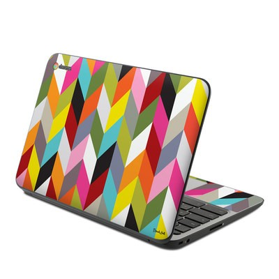 HP Chromebook 11 G4 Skin - Ziggy Condensed